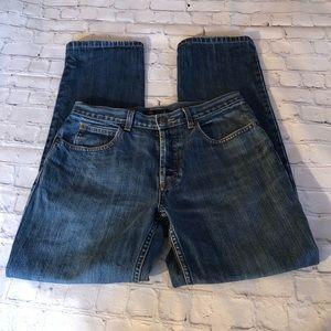 J.Crew Vintage Mom Jeans Size 8